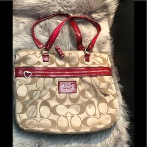Coach Large shoulder bag